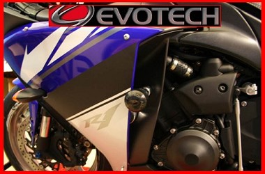 Evotech  STD-Y11 KIT PARATELAIO YAMAHA R1 ´09-´11